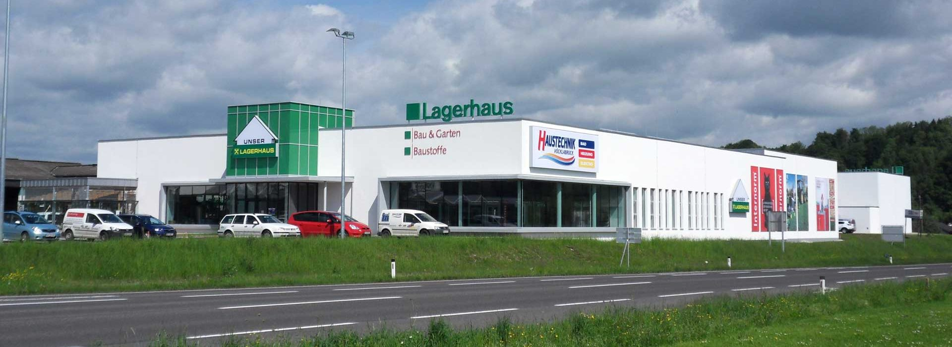 Lagerhaus Regau